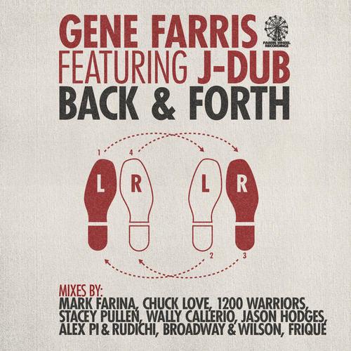 Back & Forth Part 2 Album