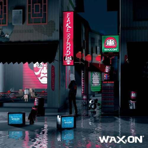 Album Art - Wax:On Compilation Series Vol. 1