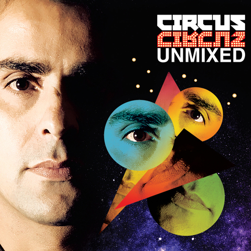 Album Art - Yousef - Circus Live Volume 1 Unmixed