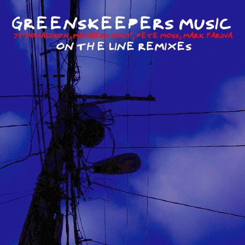 Album Art - On The Line Remixes