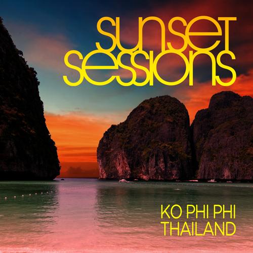 Album Art - Sunset Sessions - Ko Phi Phi, Thailand