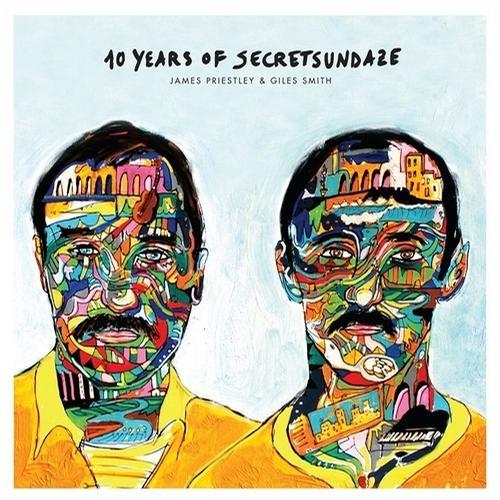 Album Art - 10 Year's Of Secretsundaze