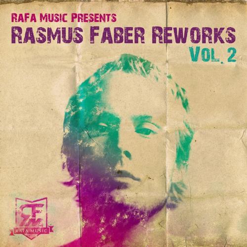 Album Art - Rasmus Faber - ReWorks Vol. 2