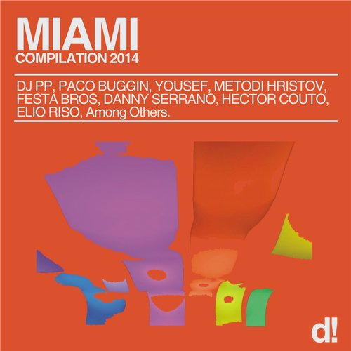 Album Art - Miami V/A 2014