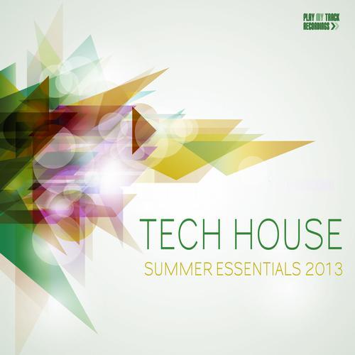 Album Art - Tech House Summer Essentials 2013