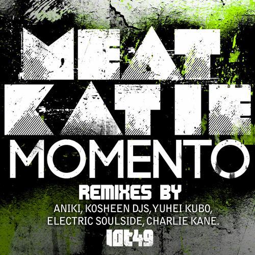 Album Art - Momento Remixes