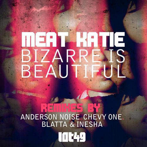 Album Art - Bizarre Is Beautiful Remixes