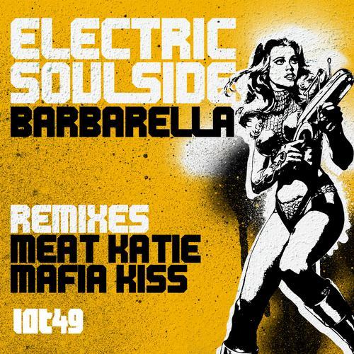 Album Art - Electric Soulside - Barbarella