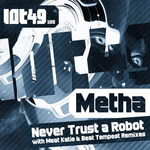 Album Art - Never Trust A Robot