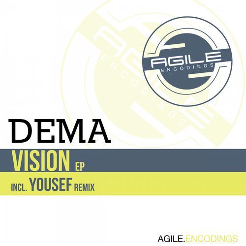 Album Art - Vision Ep