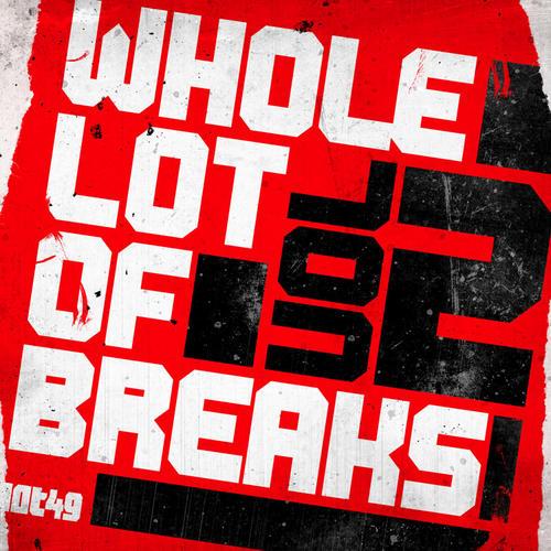 Album Art - A Whole Lot Of Breaks Volume 2