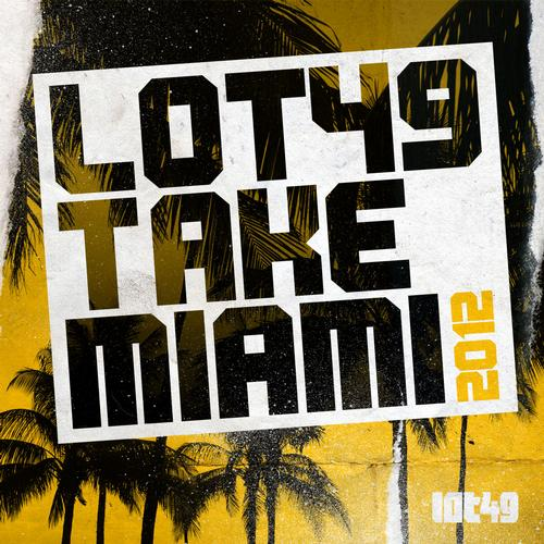 Album Art - Take Miami 2012
