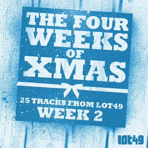 Album Art - The Four Weeks Of Xmas - WEEK 2