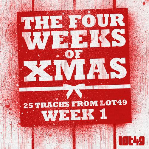 Album Art - The Four Weeks Of Xmas - WEEK 1