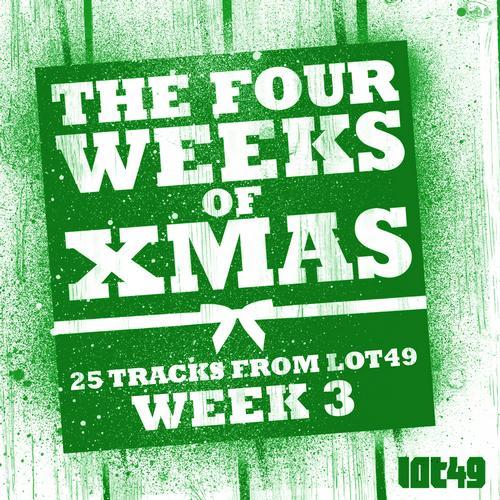 Album Art - The Four Weeks Of Xmas - WEEK 3