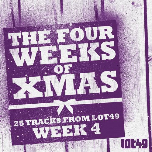 Album Art - The Four Weeks Of Xmas - WEEK 4
