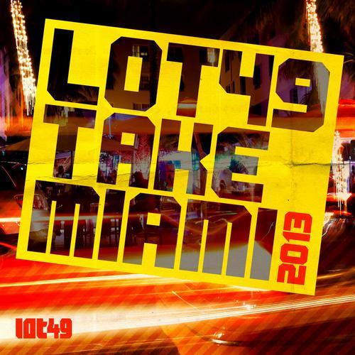 Album Art - Take Miami 2013