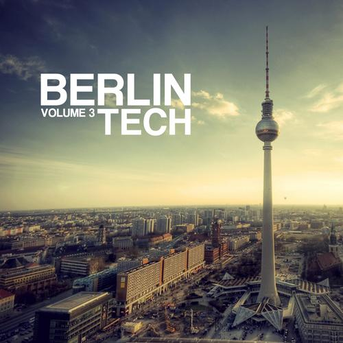 Album Art - Berlin Tech Volume 3