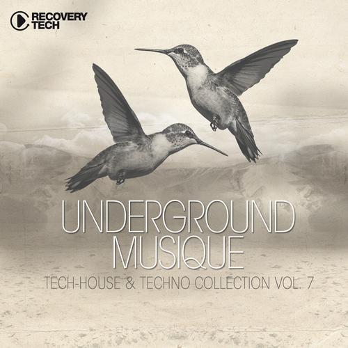 Album Art - Underground Musique Volume 7