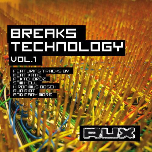 Album Art - Breaks Technology Vol.1