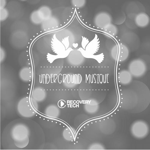 Underground Musique Vol. 11 Album Art