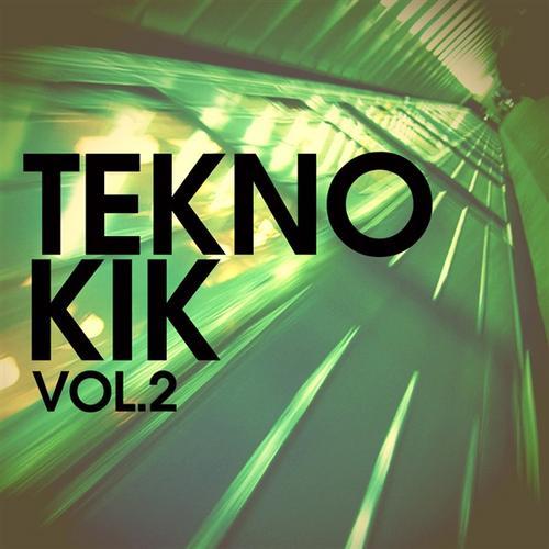 Album Art - Tekno Kik Volume 2