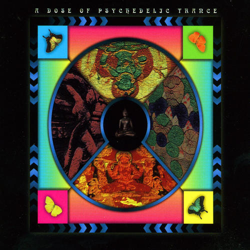 A Dose Of Psychedelic Trance Album Art