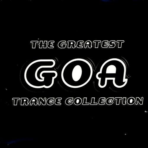 Album Art - The Greatest Goa Trance Collection