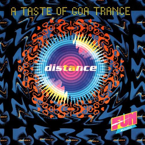 Album Art - A Taste Of Goa Trance