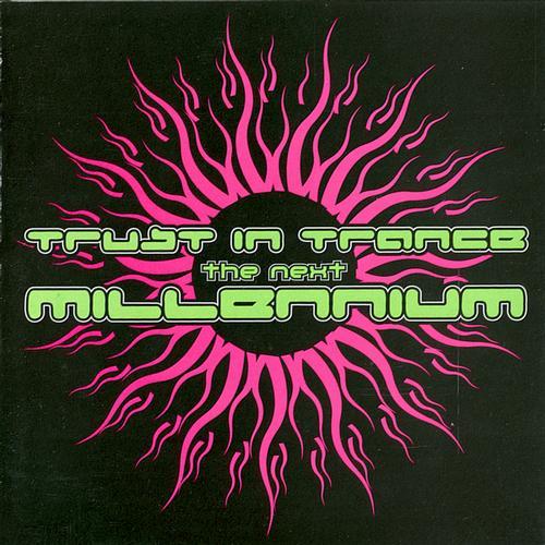 Trust In Trance: The Next Millennium Album Art