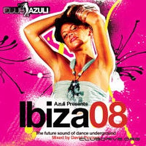 Album Art - Azuli Presents Ibiza 2008