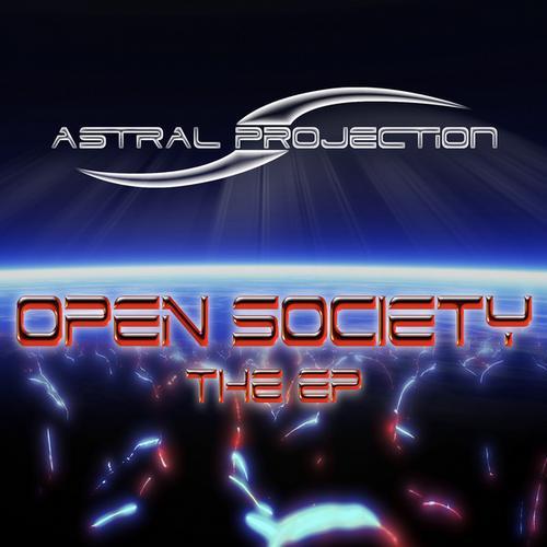 Album Art - Open Society The EP