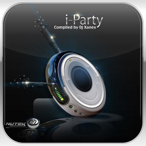 Album Art - i-Party - compiled by DJ Xanex