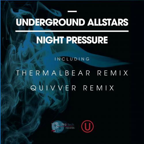 Night Pressure EP Album Art
