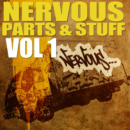 Album Art - Nervous Parts N' Stuff - Volume 1