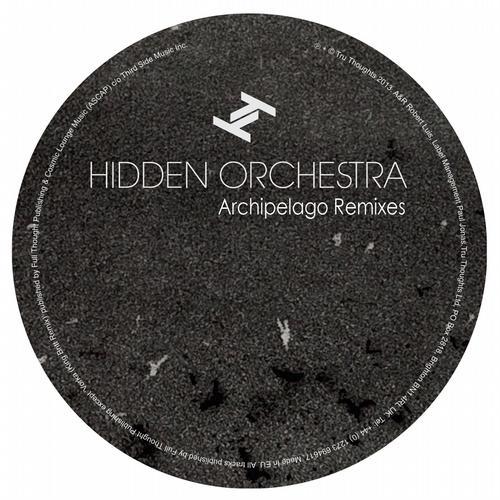 Archipelago Remixes Album Art