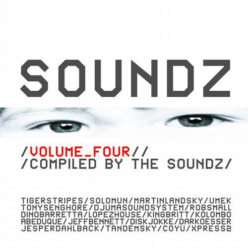Album Art - SOUNDZ VOL.4 (COMPILED BY THE SOUNDZ)
