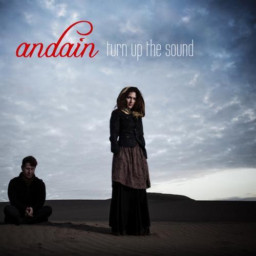 Turn Up the Sound Album Art