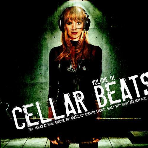 Album Art - Cellar Beats Vol. 1