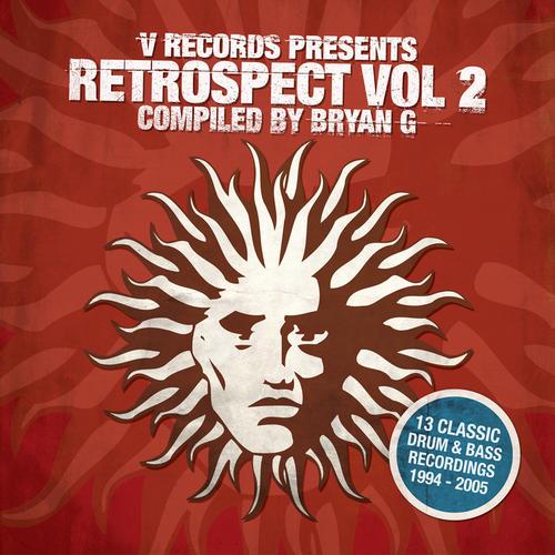 Album Art - V Records Presents Retrospect Volume 2 Compiled By Bryan G