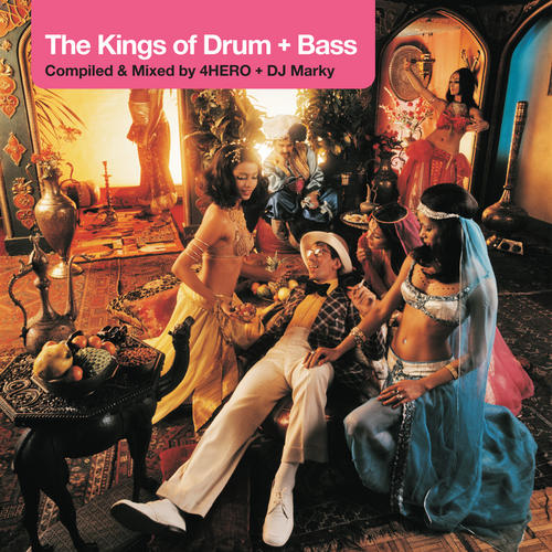 Album Art - The Kings Of Drum + Bass