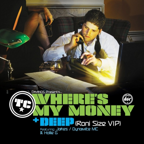Album Art - Where's My Money / Deep