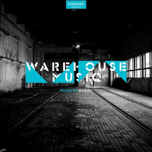 Warehouse Music Album Art