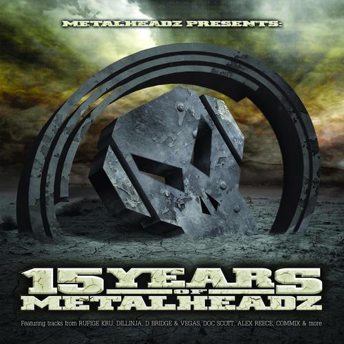 Album Art - 15 Years Of Metalheadz