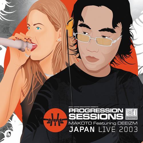 Progression Sessions 9 (Live in Japan) [Original 12