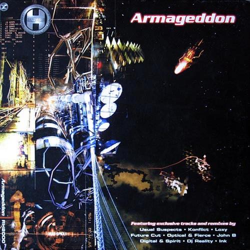 Album Art - Armageddon