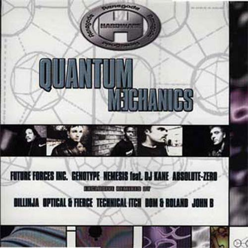Album Art - Quantum Mechanics