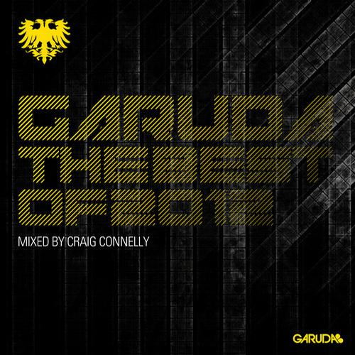 Garuda: The Best Of 2012 mixed by Craig Connelly Album Art