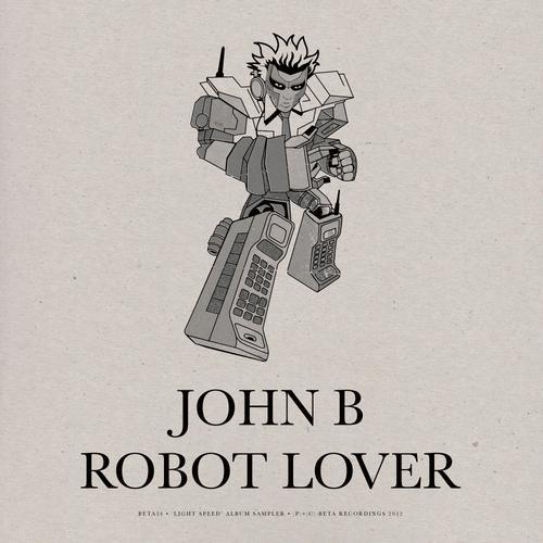 Album Art - Robot Lover