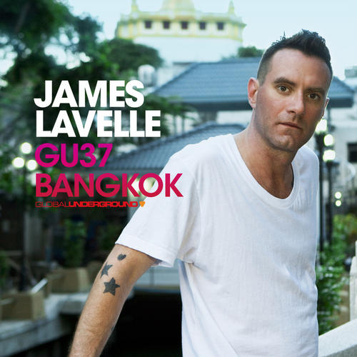 Album Art - James Lavelle Bangkok